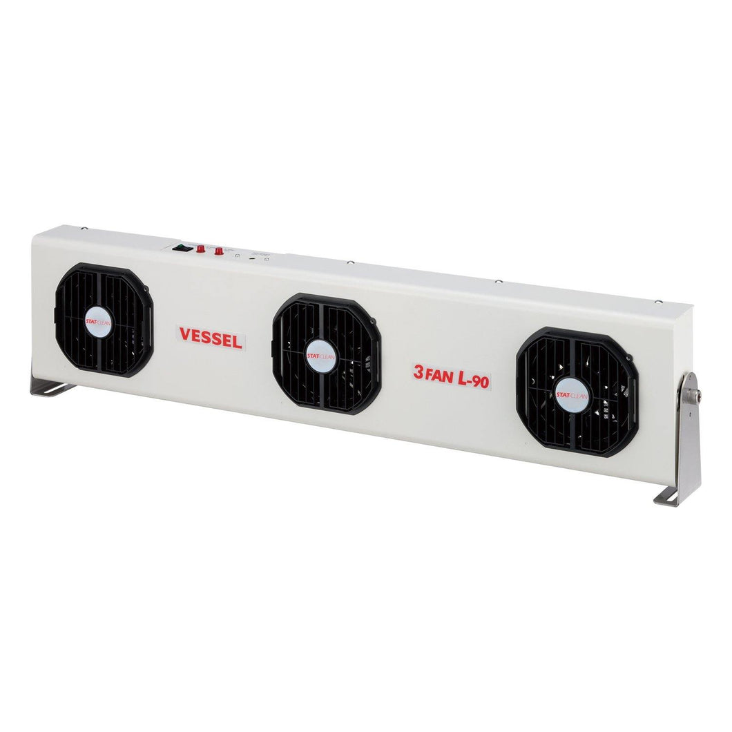 Vessel L-90-E Overhead Ionizing Fan