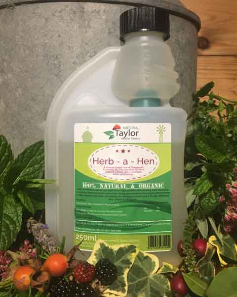 Herb - a - Hen 250ml