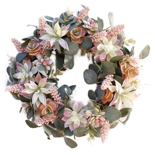 Artificial Wreath Christmas Wreath - Rari Luxuries