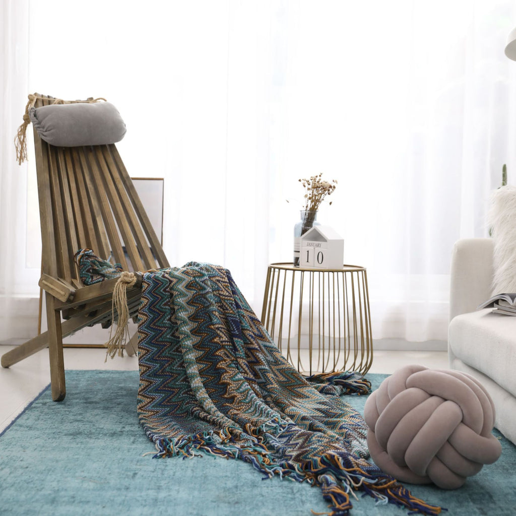 Boho Blanket/Throw -  Tapestry Style - Rari Luxuries