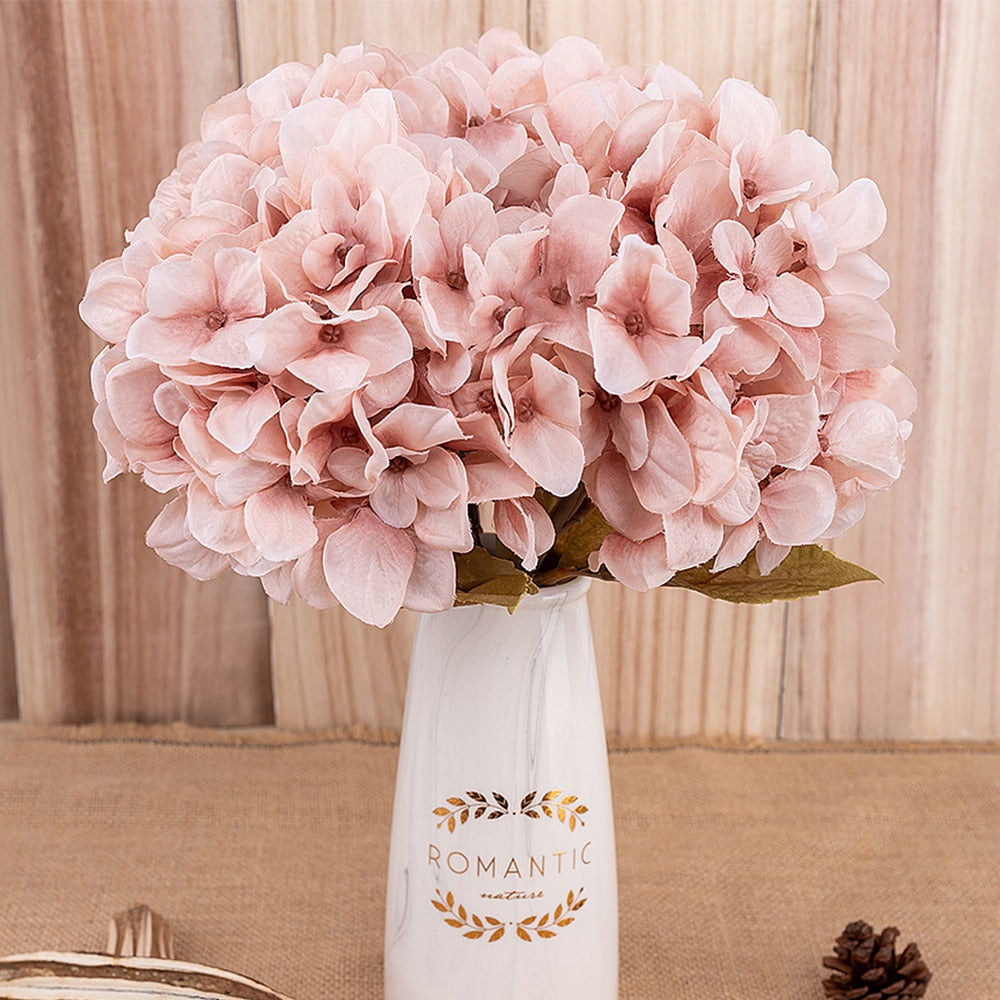 Artificial Hydrangea Flowers - Rari Luxuries