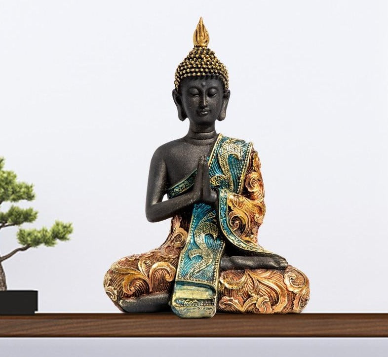 Decorative Buddha Statue - Rari Luxuries