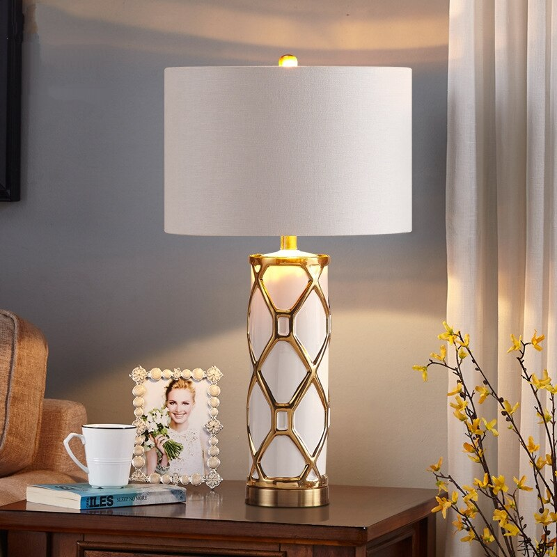 Nordic Style Coral Table Lamps - Rari Luxuries