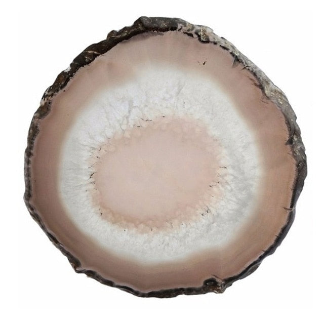 Stunning Agate Coasters - Rari Luxuries