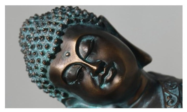 Sleeping Buddha Statue - Rari Luxuries