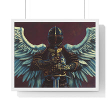 Load image into Gallery viewer, Michael | Premium Wood-Framed Poster