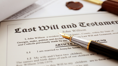 Will Or Trust Notarization & Travel Fee
