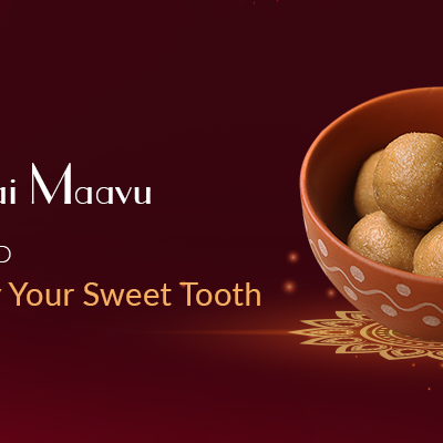 Thinai Maavu Ladoo - Satisfy Your Sweet Tooth This Diwali
