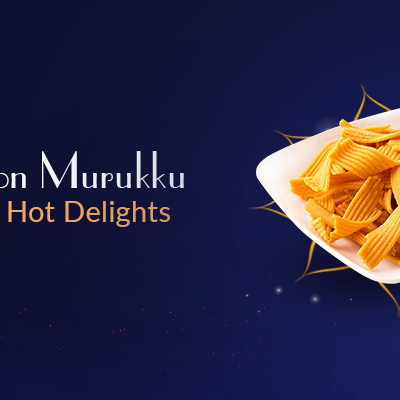 Ribbon Murukku – Crispy Hot delights