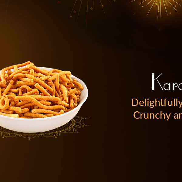 Karasev- Delightfully Crispy, Crunchy and Spicy