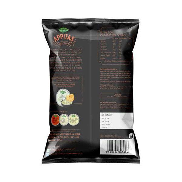 Wingreens Appitas Tangy Cheese Chips - 60gm
