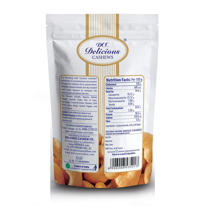 DCC Delicious Cashew Cheese 80g