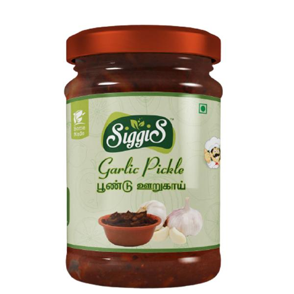 Siggis Garlic Pickle 200g