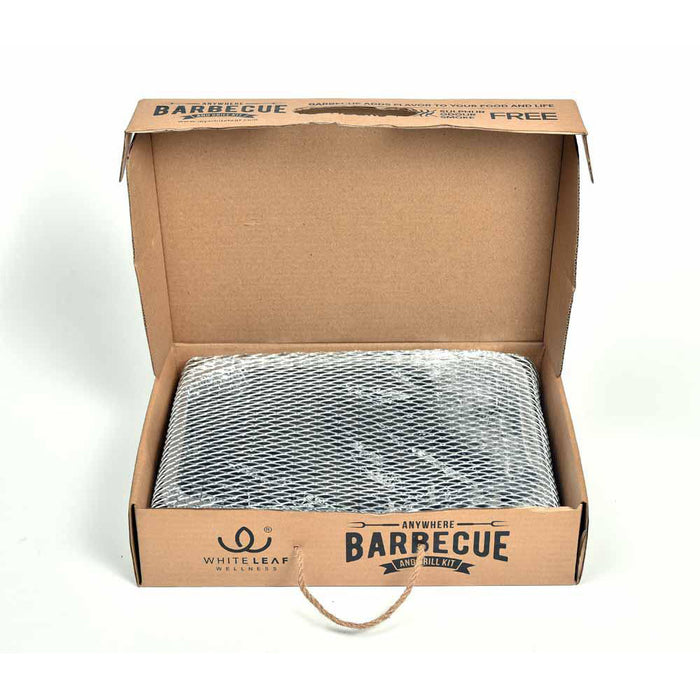 Disposable Barbecue and Grill Kit