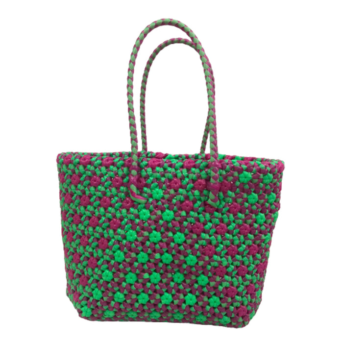 Ambala Knot Basket Green 12x5x8 Best Gifts