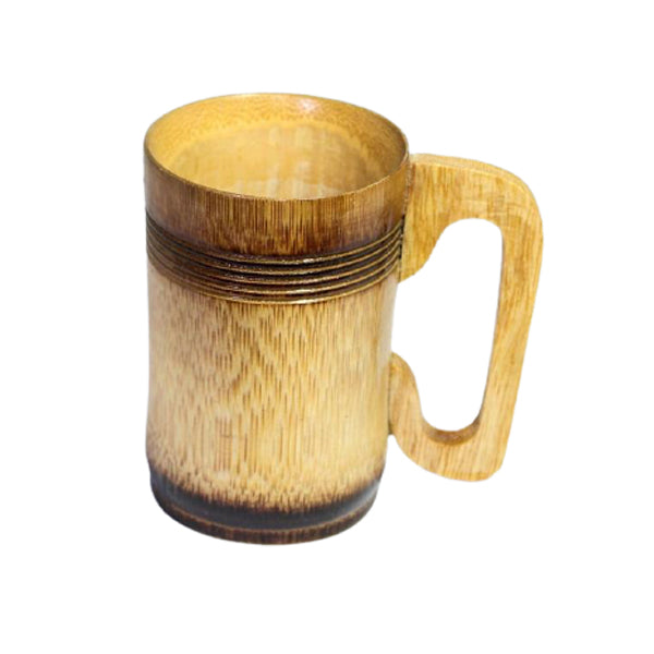 Bamboo Cup Designer set of 2