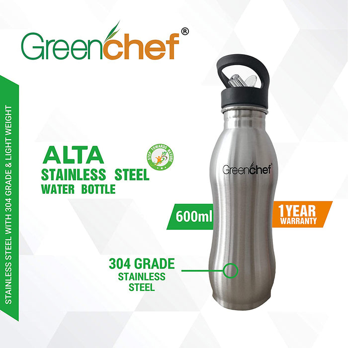 Greenchef Stainless Steel Chipper Bottle