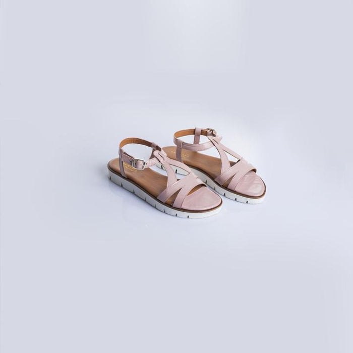 Peace Trendy Sandal - Soft Pink