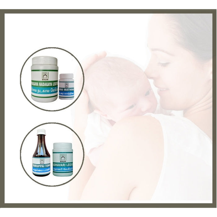 Siddha Package for Postnatal care-2100g
