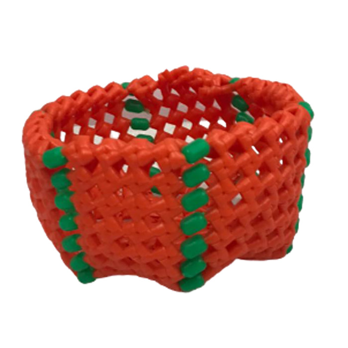 Small Beads Basket 12x5x8 Best Gifts