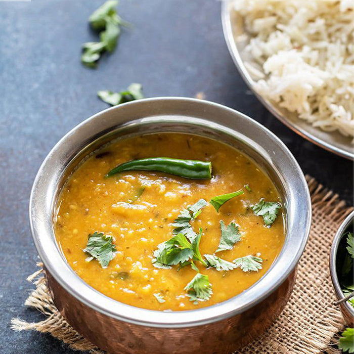 BNB Organics Hand Pounded Toor Dal 500g