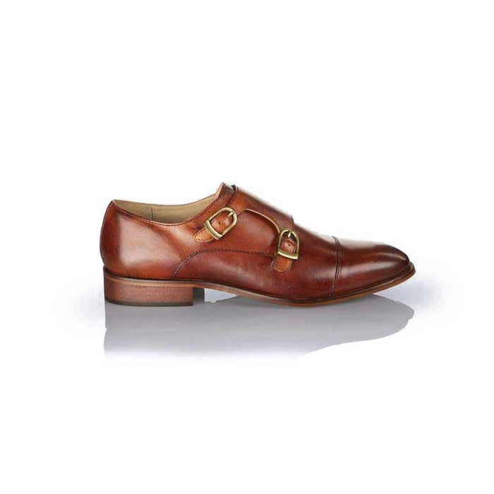 Truce Semi-Formal Shoes - Cognac Size 42