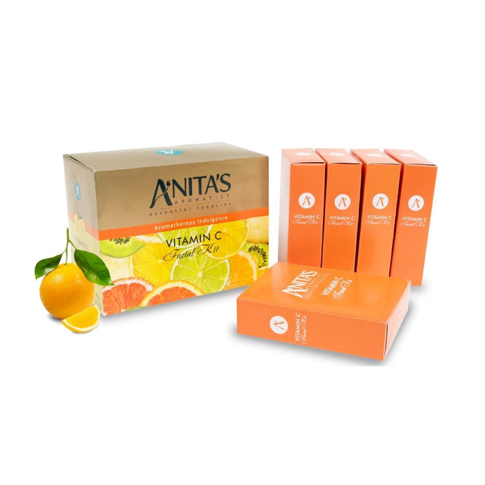 Vitamin C Facial Kit 250gm-Anita's Aromatics