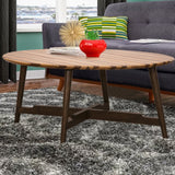 Alice Coffee Table made of Sheesham - Woodcrony