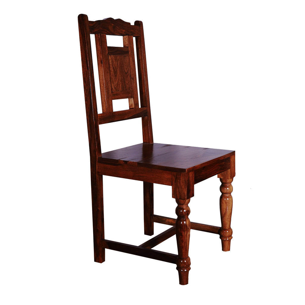 Gladsville Ceremic Dining Chair - Woodcrony
