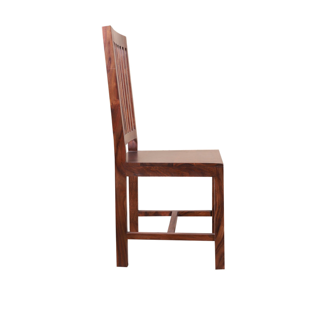 Silas Solid Wood Dining Chair - Woodcrony