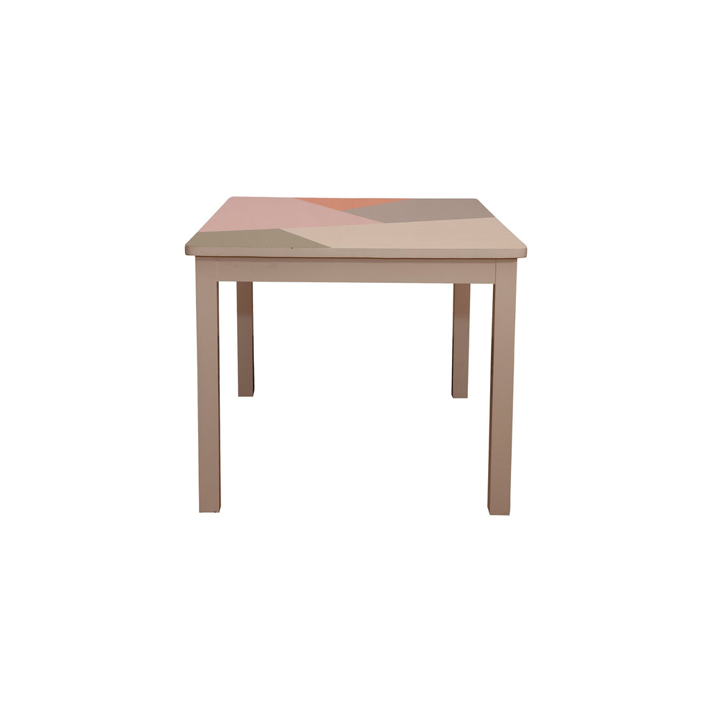 Infant Study Table in MDF and white ash - Woodcrony