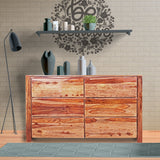 Odense Solid Wood Side Board - Woodcrony