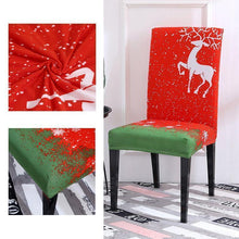 Load image into Gallery viewer, Christmas universal all-inclusive chair cover