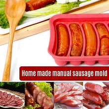 Load image into Gallery viewer, Homemade Manual Sausage Mold for Barbecue and Breakfast