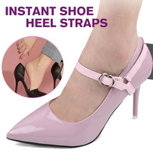 Load image into Gallery viewer, Instant Shoe Heel Straps