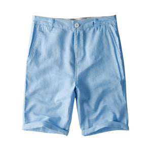 LINEN SHORTS FOR MEN