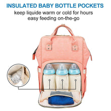 Load image into Gallery viewer, Multifunctional baby bag