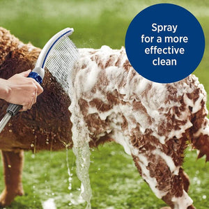 Pet Cleaning Shower Sprayer Attachment