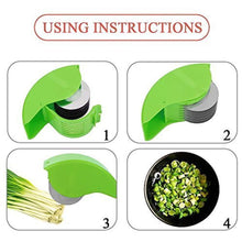 Load image into Gallery viewer, Herb Vegetable Roller Mincer