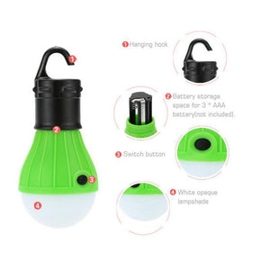 Outdoor Compact LED Camping Light