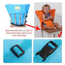 Load image into Gallery viewer, Portable Cotton Baby Seat Travel Chair