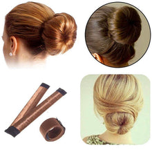 Load image into Gallery viewer, Hair Styling Tool & Hair Bun Maker