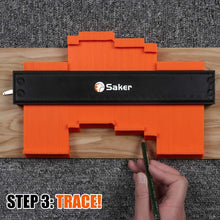Load image into Gallery viewer, Saker® Contour Gauge Profile Tool