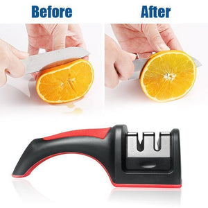 Fast Knife Sharpener