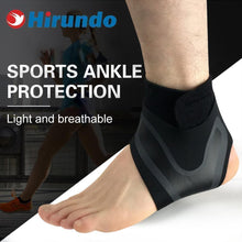 Load image into Gallery viewer, Hirundo Ankle Support Breathable Ankle Brace, 1 Pair