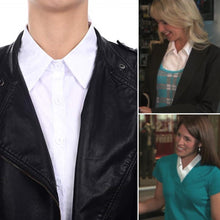 Load image into Gallery viewer, Detachable Fake Blouse Collar & Half Shirts