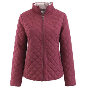 New Winter Women Basic Jackets Coat