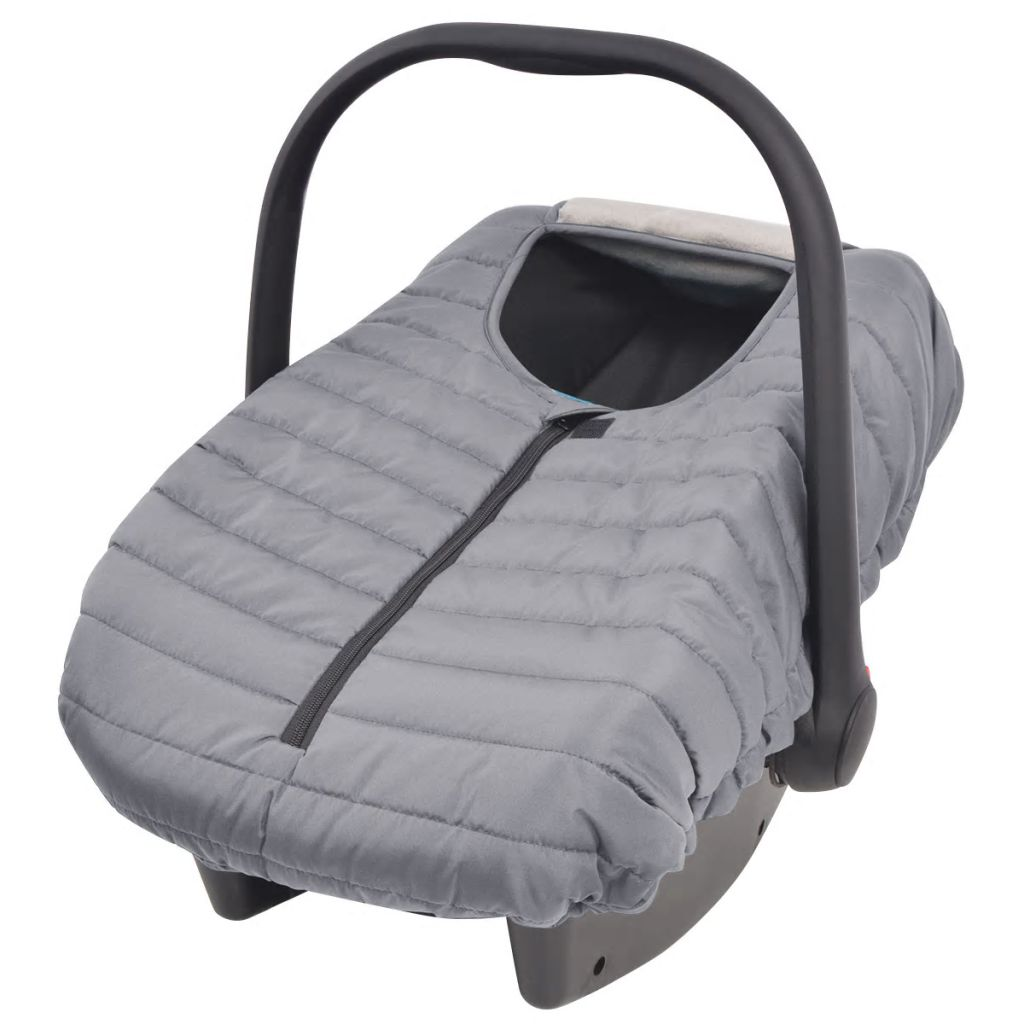 Litedpot Baby Carrier/Car Seat Cover 57x43 cm Grey