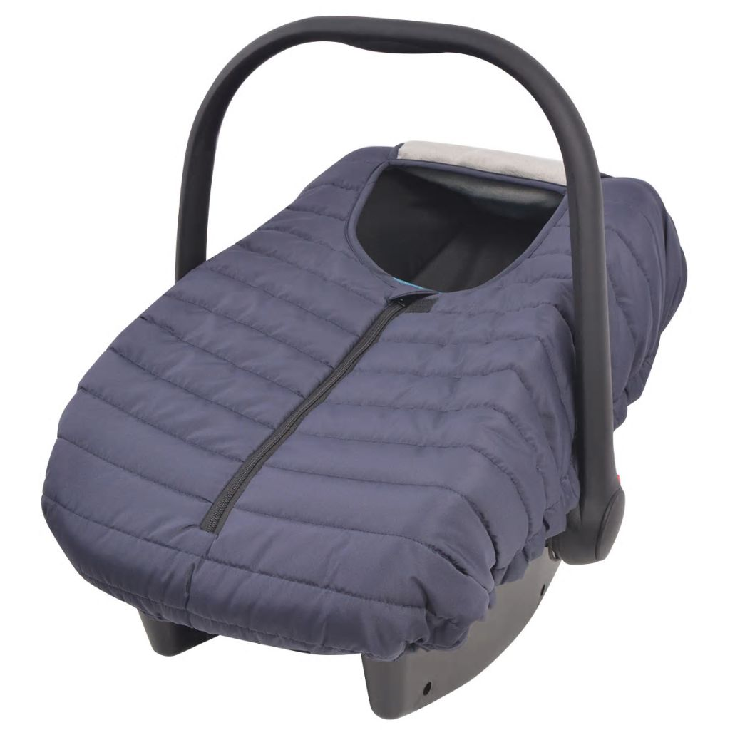 Litedpot Baby Carrier/Car Seat Cover 57x43 cm Navy