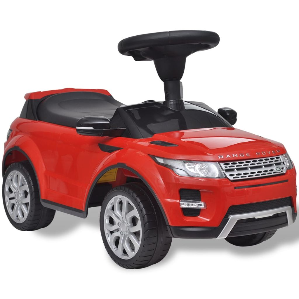 Litedpot Land Rover 348 Kids Ride-on Car with Music Red